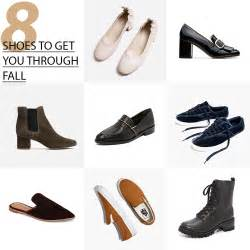Fall Shoe Trends by Fall Shoe Trends 2017