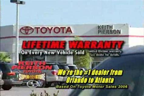 Keith Pierson Toyota Jacksonville Keith Pierson Toyota Toyota Of Jacksonville