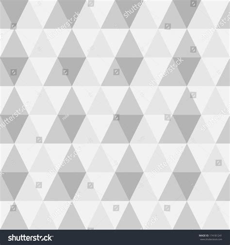 mosaic pattern congruent triangles vector seamless geometric patterntexture triangles