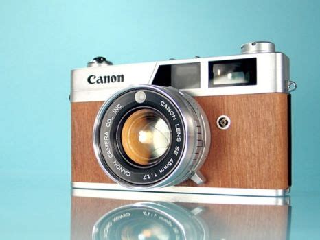 17 best images about vintage canon 35mm cameras on