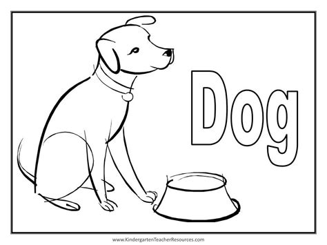 coloring pages of dogs animal coloring pages