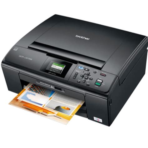 Printer Seri J aston printer toko printer dcp j315w review
