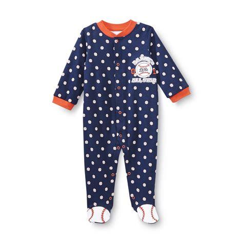 small wonders newborn boy s sleeper pajamas puppy baby