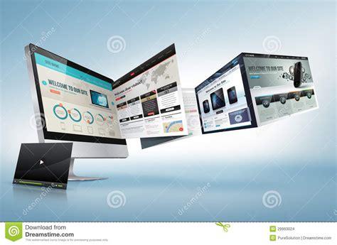html design concepts web design concept stock images image 29993024