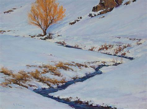 plein air paintings from paint snow hill featured in may extreme plein air painting with aaron schuerr