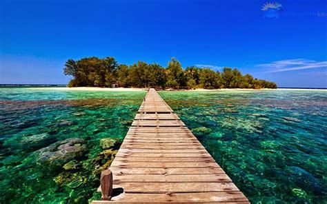 Masih Ada Tempat Di Surga Tiada Berputus 5 tempat wisata surga dunia di indonesia news from indonesia