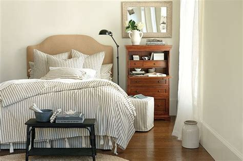 Bedroom Picture Ideas with stripes ticking stripe decorating and bedrooms