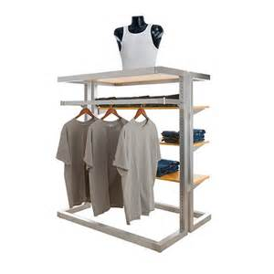 shelves for clothing retail clothes display w height adjustable shelves subastral