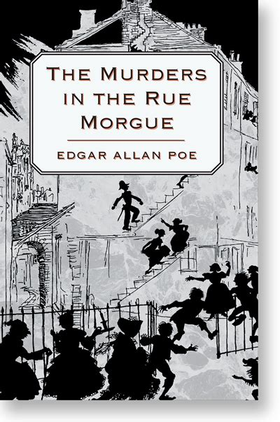 the murders in the the murders in the rue morgue by edgar allan poe