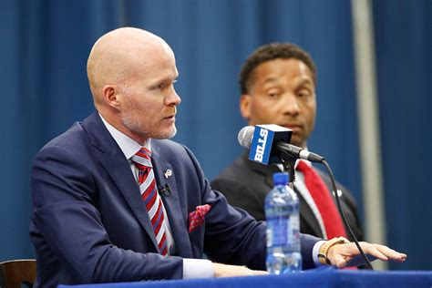 Buffalo Bills Front Office by Buffalo Bills Conflicting Views Coming From Front Office