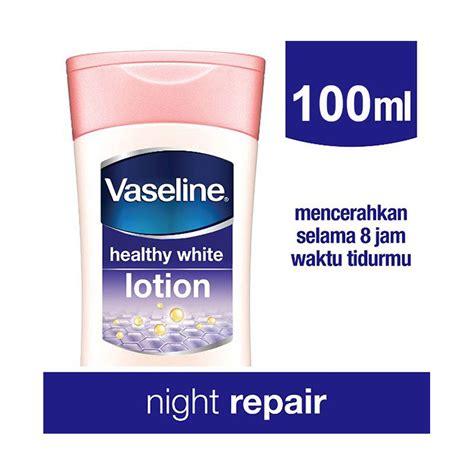 jual vaseline lotion healthy white repair 100ml
