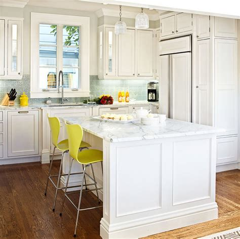 White Kitchen Decorating Ideas Design Ideas For White Kitchens Traditional Home
