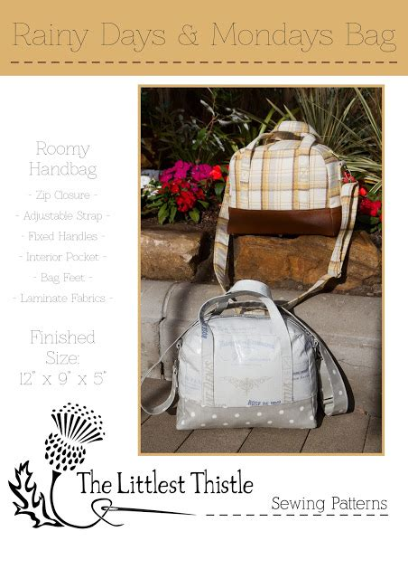 pattern shop jobs pattern launch rainy days mondays bag the littlest