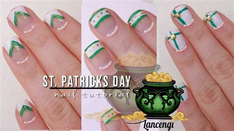 easy nail art st diy cute easy nail art for beginners 28 st patricks