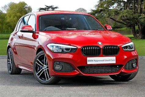 Bmw 1 Series M Sport Shadow Edition Specification by Used Bmw 1 Series 118d M Sport Shadow Edition 5 Door For