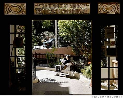 Walden House Detox by Walden House Reopens Flagship S F Facility Sfgate