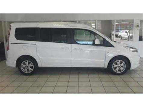 2015 ford tourneo connect 1.6 ecoboost titanium a/t lwb