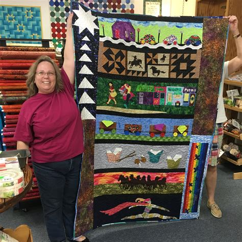Quilt Shops Denver by Row By Row Shop Winner Is Liz K Of Englewood Wooden