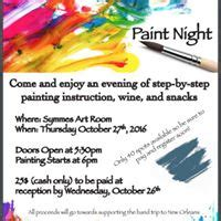 Paint Fundraiser At Darcy Mcgee High School Gatineau