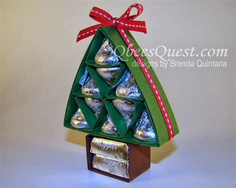qbee s quest hershey s christmas tree tutorial updated