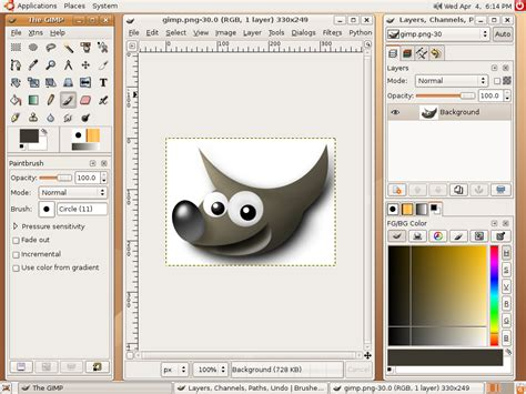 App Design Gimp | gimp learningworks for kids