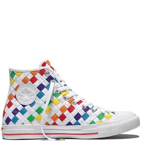 Converse Rainbow converse lgbt pride 2016 sneakers shop