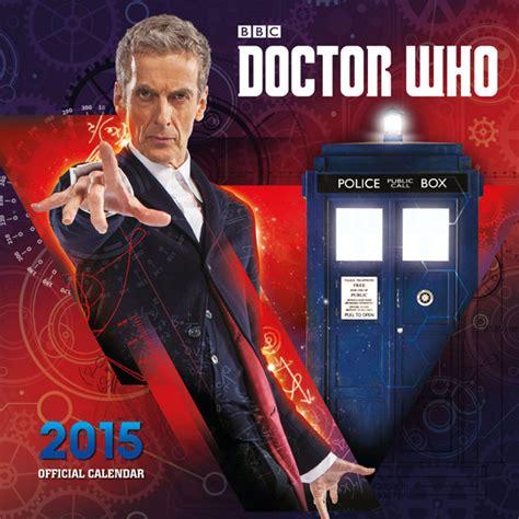 Doctor Who Calendar Doctor Who 2015 Square Calendar