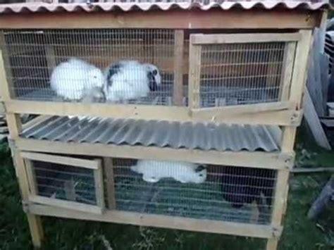 conejeras de madera baratas jaulas de 2 pisos para conejos cuyes pollos rabbit