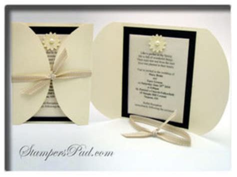 how to make your own wedding invitations archives the