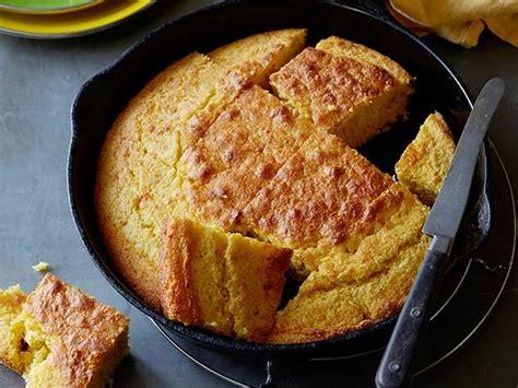 creamed corn cornbread recipe alton brown food network