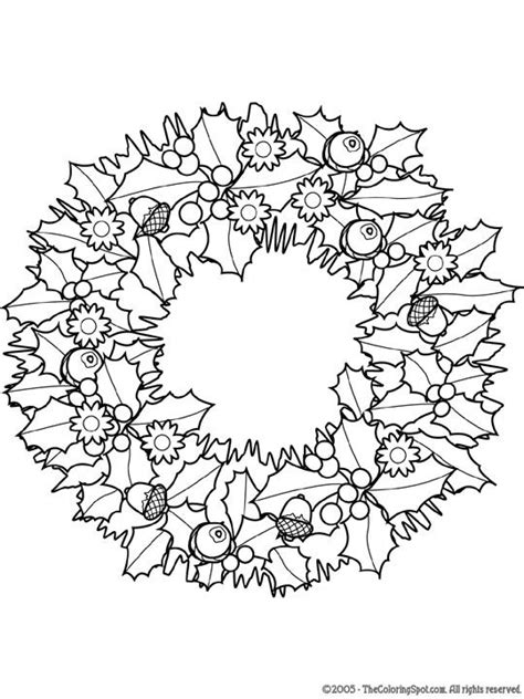 christmas wreath printables pinterest