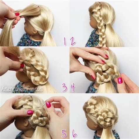 cute hairstyles for kit the american girl doll 25 cute beautiful american girl doll hairstyles