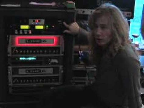 Dave Mustaine - Talking Gear - YouTube Signal Amplification