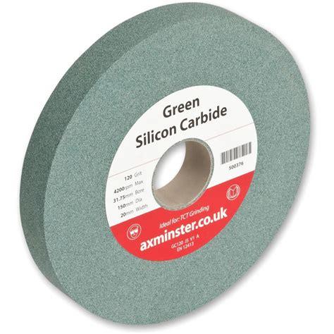bench grinder wheel types silicon carbide green grinding wheels grindstone