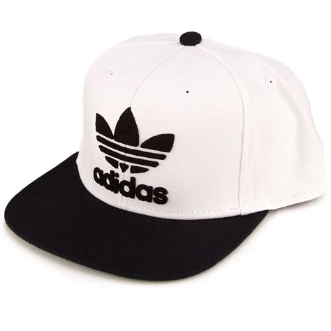 adidas hat adidas thrasher chain snapback hat white black