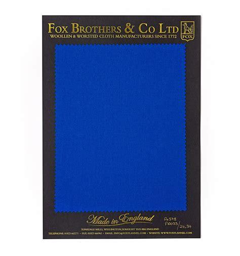 Finest Flannel fox flannel