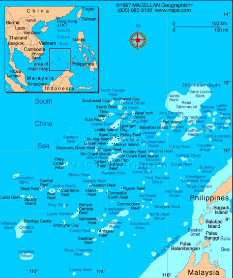 spratly islands map maps of spratly islands spratly islands maps 31 to 40