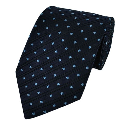 pattern blue tie navy with black light blue striped pattern tie from ties