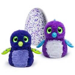 hatchimals hatching egg interactive creature draggle blue purple egg spin master
