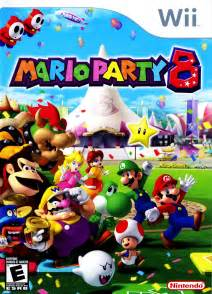 Backyard Baseball 09 Mario Party 8 Wii Review Any Game