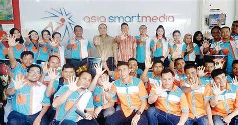 lowongan kerja pt asia smart media pekanbaru lowongan