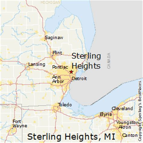 houses for sale in sterling heights mi best places to live in sterling heights michigan