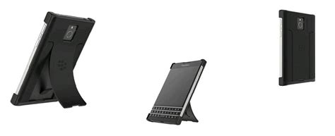 Blackberry Pasport Shel blackberry passport leather flex shell black on black
