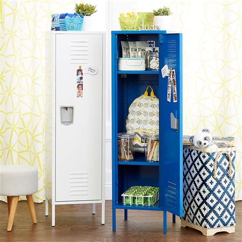 Locker Shelf Container Store by Blue Locker The Container Store