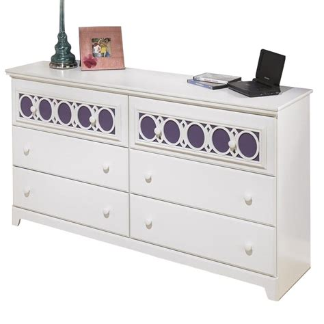 ashley furniture bedroom dressers signature design by ashley furniture zayley 6 drawer