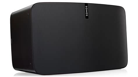 sonos new play 5 wireless speaker is smart and