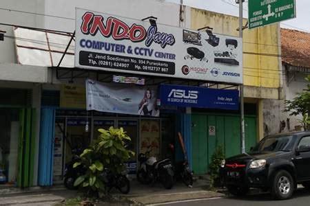 Cctv Purwokerto alamat telepon toko komputer cctv indo jaya purwokerto jawa tengah panggon