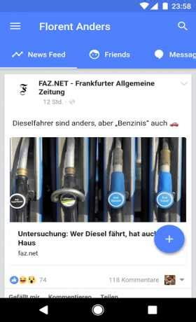 fb touch apk touch for v6 8 0 apk android