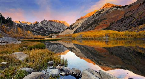 color lake mammoth lakes fall colors visitmammoth official