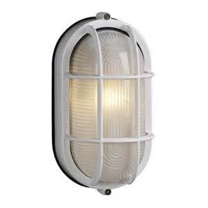 marine outdoor lighting shop galaxy marine 8 375 in h white outdoor wall light at